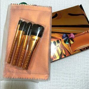Make up brushes kit